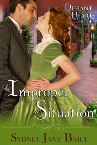 An Improper Situation by Sydney Jane Baily