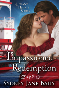 An Impassioned Redemption by Sydney Jane Bailyby Sydney Jane Baily